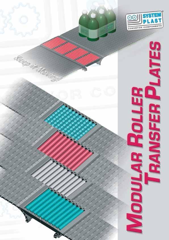 Modular Roller Transfer Plates