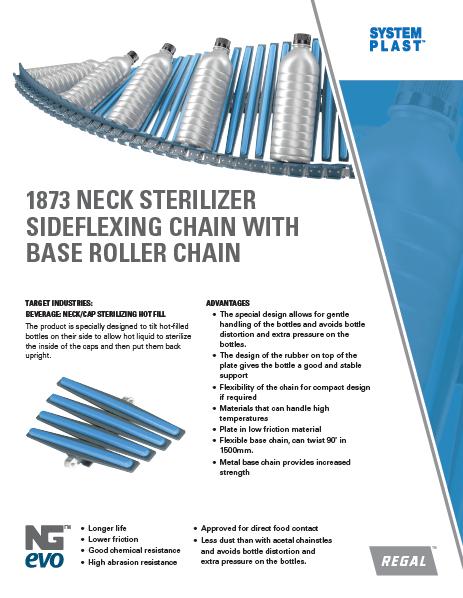 Neck Sterilizer Chain
